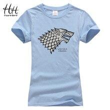Direwolf Cotton T-Shirt for Women