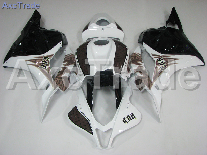 Motorcycle Fairings For Honda CBR600RR CBR600 CBR 600 RR 2009 2010 2011 2012 F5 ABS Plastic Injection Fairing Bodywork Kit White motorcycle winshield windscreen for honda cbr600rr f5 cbr 600 cbr600 rr f5 2007 2008 2009 2010 2011 2012