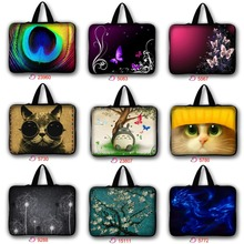 "waterproof Notebook Laptop sleeve bag case Computer cover pouch For tablet PC 9.7"" 10 13 15 15.6 17 inch Laptop bag LB-nine2"
