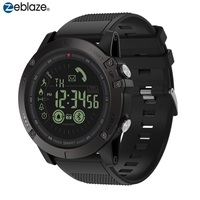 Zeblaze VIBE 3 Smart Watch 24 Months Battery Life Burned Walking Calory Bluetooth Smartwatch Information Reminder IOS Android