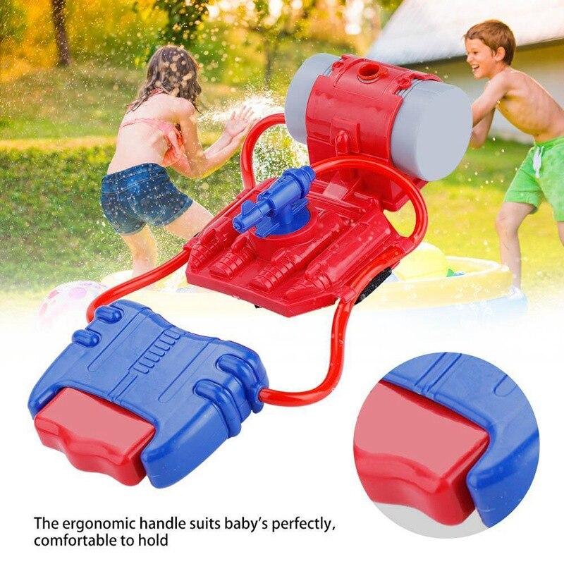 Summer Child Kid Mini Wrist Water (Gun) Pistol Outdoor Children Shooter Shooting Toy Pool Accessories Summer Educational AM