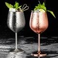 304 нержавеющая сталь бокал для красного вина серебро розовое золото бокал для сока напиток бокал для шампанского посуда для вечеринок кухон...