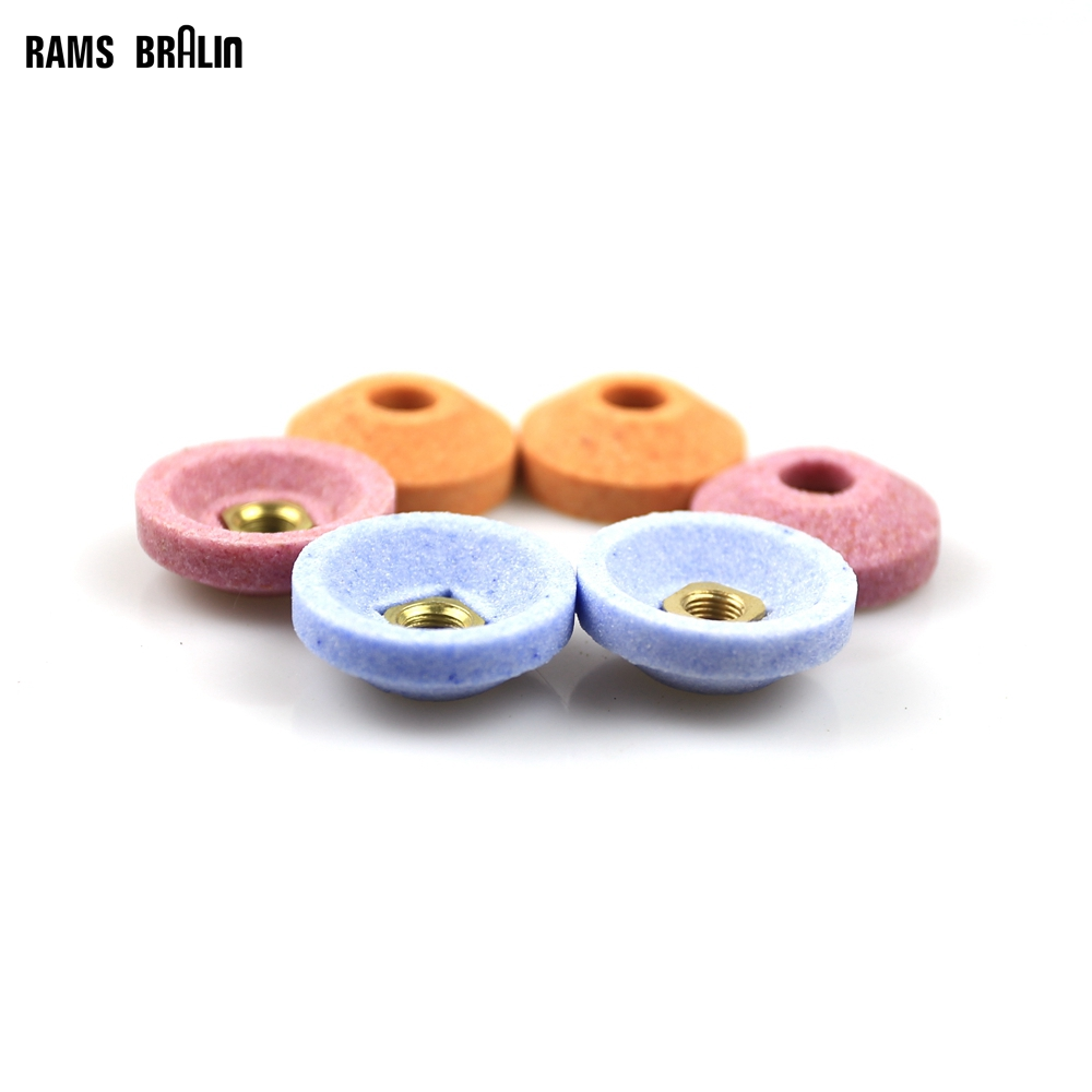 12 Piece OD30mm  Abrasive Grinding Wheel Bowl-shaped For Pneumatic Elbow Grinder