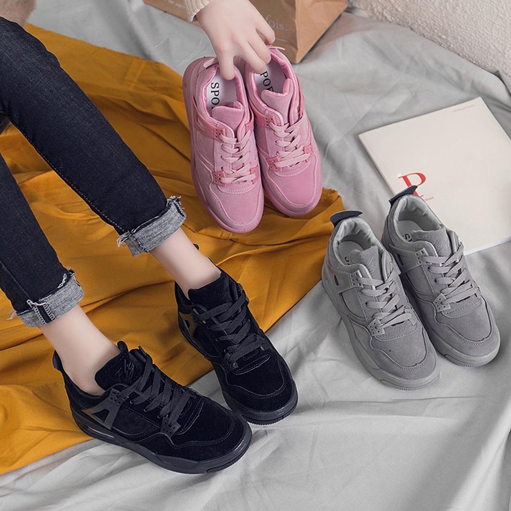 Detail Feedback Questions about YOUYEDIAN Sneakers Wedges Canvas Shoes Woman  Tenis Feminino Zapatos Mujer Comfortable women sneakers  Y45 on  Aliexpress.com ... c70166853545