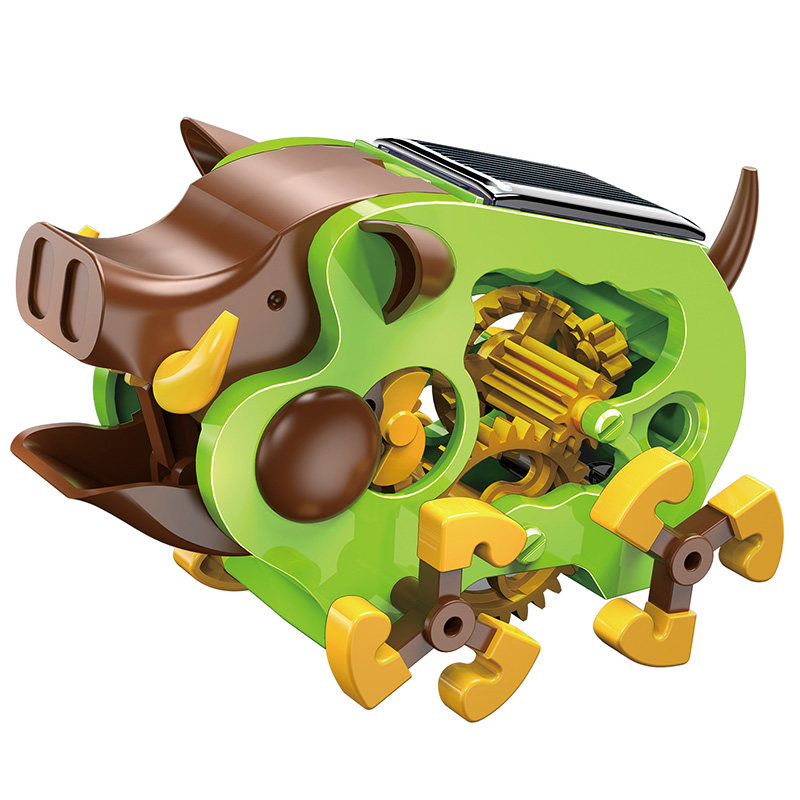 6science toy gear pig