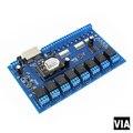 Rede WI-FI USR USR-WIFIIO-88 Frete Grátis placa de relé interruptor De controle de Rede/rede relé/relé de controle de telefone móvel