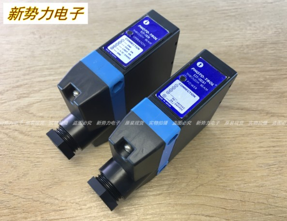 [VK] photoelectric switch PHOTO-TROL EZR-302D EZR-302AT 24-240V  induction switch parts photoelectric switch induction leveling sensors ssgd 1h no