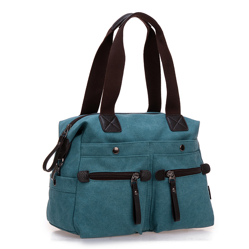 2018 Canvas Women Messenger Bags New Bolsas Femininas Women Handbag Vintage Shoulder Crossbody Bags Bolsas Femininas De Ombro