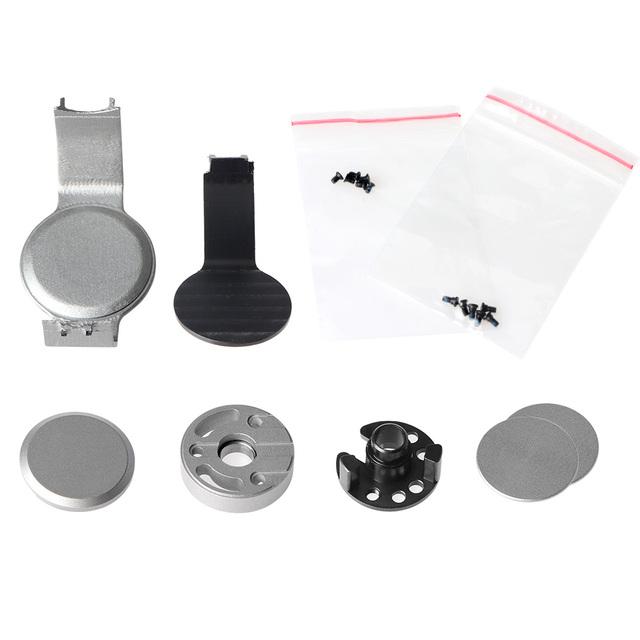 Original DJI Mavic 2 Pro & Zoom Gimbal Cap Set Replacement Spare Parts for DJI Mavic 2 Repair Parts USED