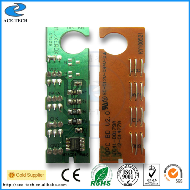 12K Toner reset chip for SAMSUNG ML-3560/3561N/3561NG/3565G laser printer refill cartridge ML-3560DB