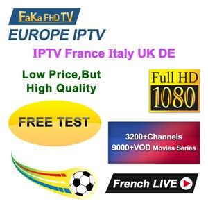 Image 1 - IPTV France Italian UK EX YU Germany IP TV Arabic Belgium Canada IPTV Subscription UK Albania IPTV for Android Poland Italy IPTV