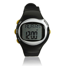 Sport Pulse Heart Rate Monitor Calories Counter Fitness Wrist Watch
