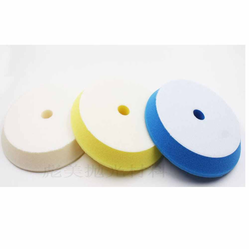 5'(130-150mm)GERMAN material Rupess style solf Buffing&polishing foam pad(compounding cutting/ polishing/finishing )