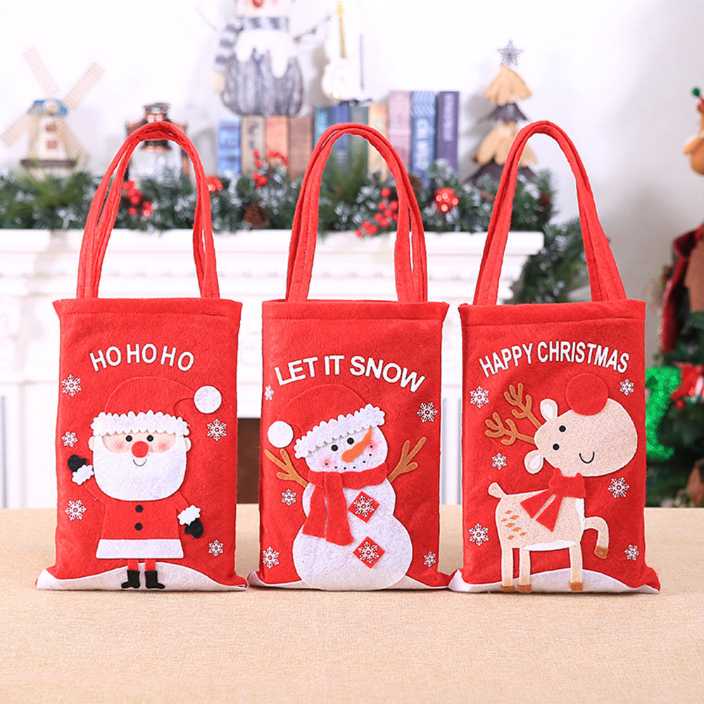 Party Supplies 1 Pcs Kraft Paper Xmas Party Holiday Cookies