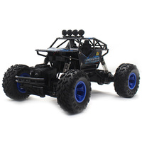 4Wd 1:16 Electric Rc Car Rock Crawler Remote Control Toy Cars On The Radio Controlled 4X4 Drive Off Road Toys For Boys Kids Gi