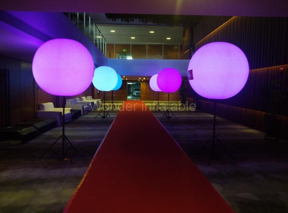 Kundenspezifischer riesiger aufblasbarer Ballon mit Stand - Partyartikel und Dekoration - Foto 3