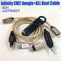 2019 original nuevo infinity cm2 dongle infinity box dongle + Umm todo en uno cable de arranque para teléfonos GSM CDMA