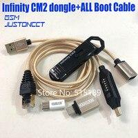 2020 original neue unendlichkeit cm2 dongle infinity box dongle + umf alle in einem boot kabel für GSM CDMA handys