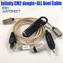 2021ใหม่Infinity Cm2 Dongle Infinity Dongle + Umf All In One BootสำหรับGSM CDMAโทรศัพท์