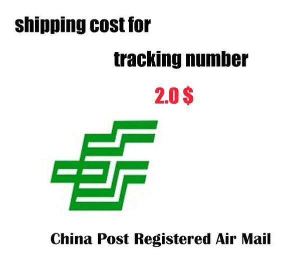 US $1 54 23% OFF|China Post Registered Air Mail With A Tracking Number Can  Tracked In China Post Web Shipping Cost Fee Free Shipping on Aliexpress com