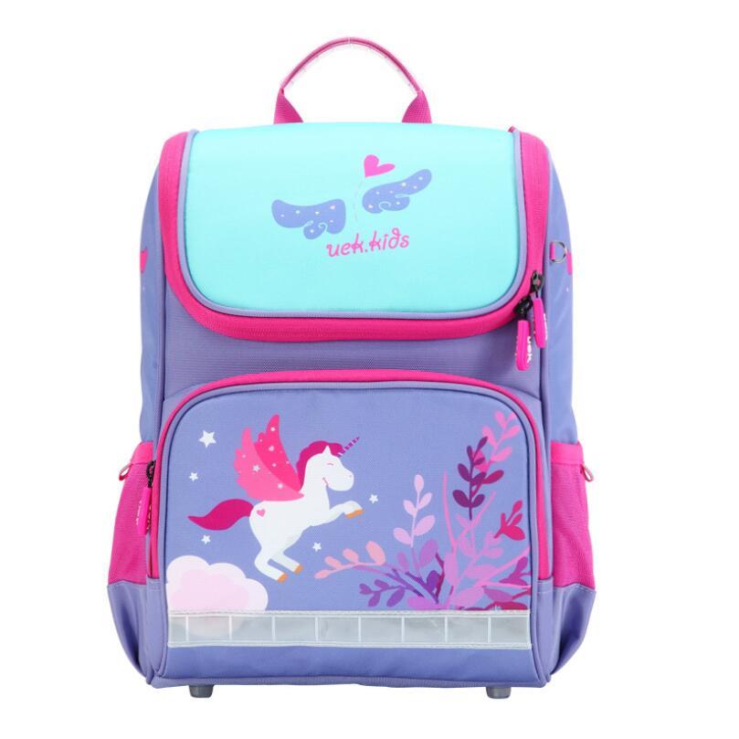 Orthopedic Children School Bags For Girls New Kids Backpack Monster High Unicorn Book Bag Princess Schoolbags Mochila Escolar