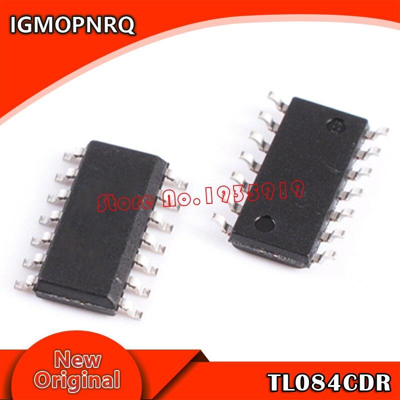 50pcs NEW TL084C TL084CDR SOP-14 IC