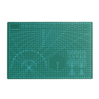 Durable 1PC A3 PVC Rectangle Grid Lines Self Healing Cutting Mat Tool Fabric Leather Paper Craft