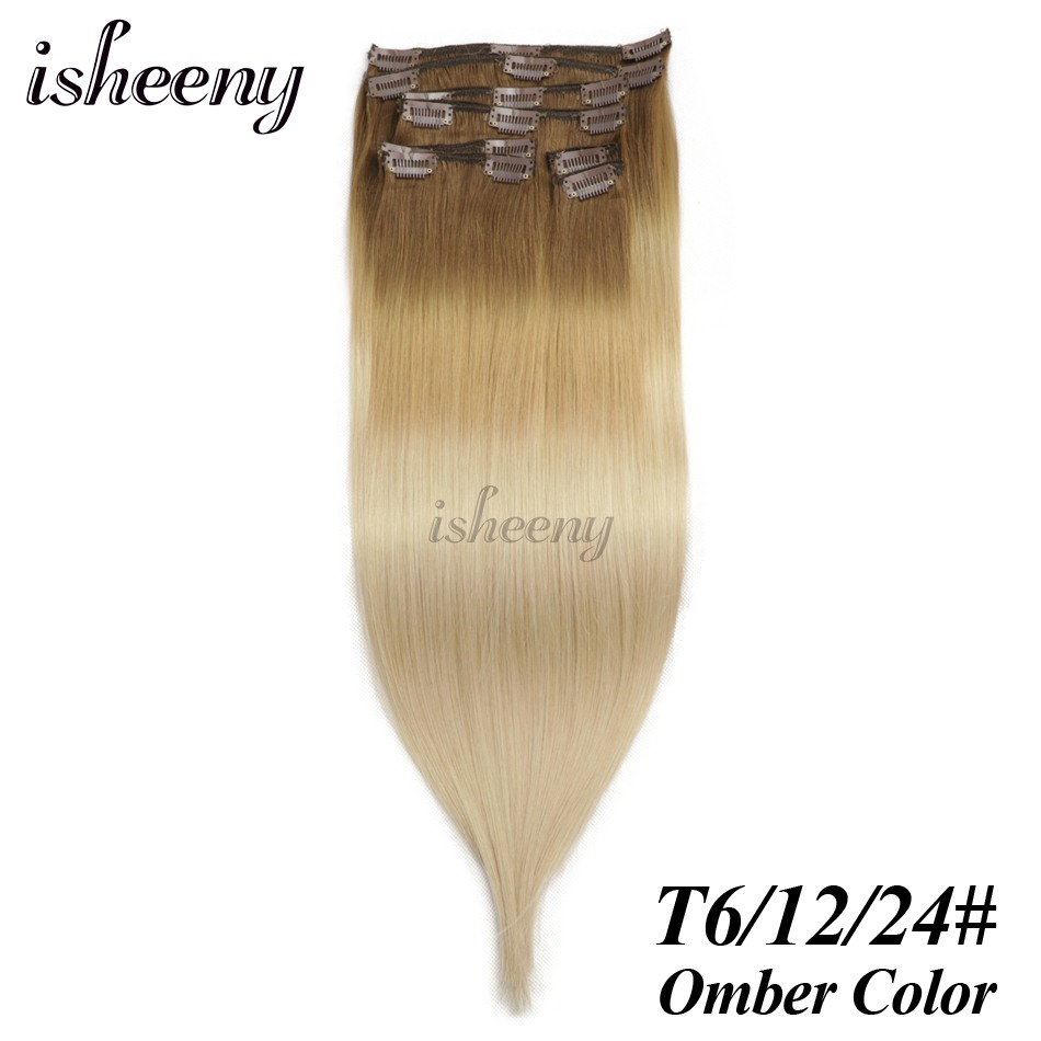 """Color 12""""-20"""" Pure Hair 22"""