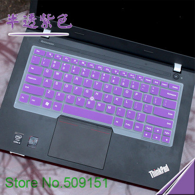 Silicone keyboard Skin For Lenovo THIKPAD T440P T440 E440 L440 L450