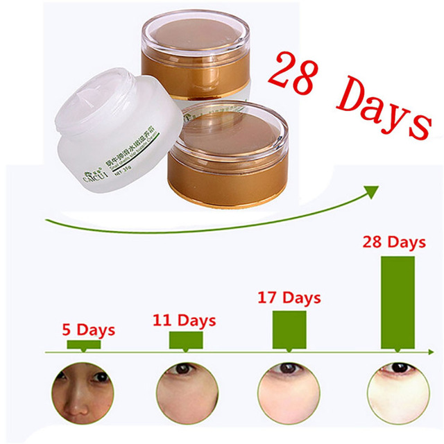 Hot Sale Super Skin Care Natural Snail Extract Cream Moisturizing Whitening Anti-aging Anti-Wrinkle TF 4
