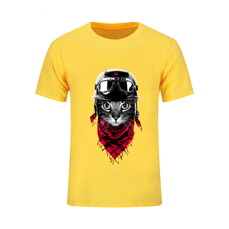 Men Camiseta The Adventurer cat T Shirts deadpool eye fear of god skam pokemon mma for twin peaks vespa male t-shirt fur wizard