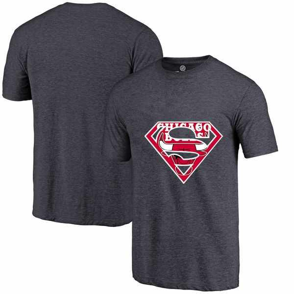 0f9d54216f9 High Quality New Trend Fashion Bulls Fans T-Shirt Men's Tees Chicago Style  Superman S
