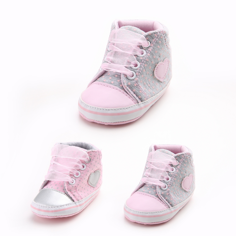 Pink branded girls shoes kids chaussures baby girl sport sneakers dots infant booties children boots first walkers bebe sapatos куртка non branded 11