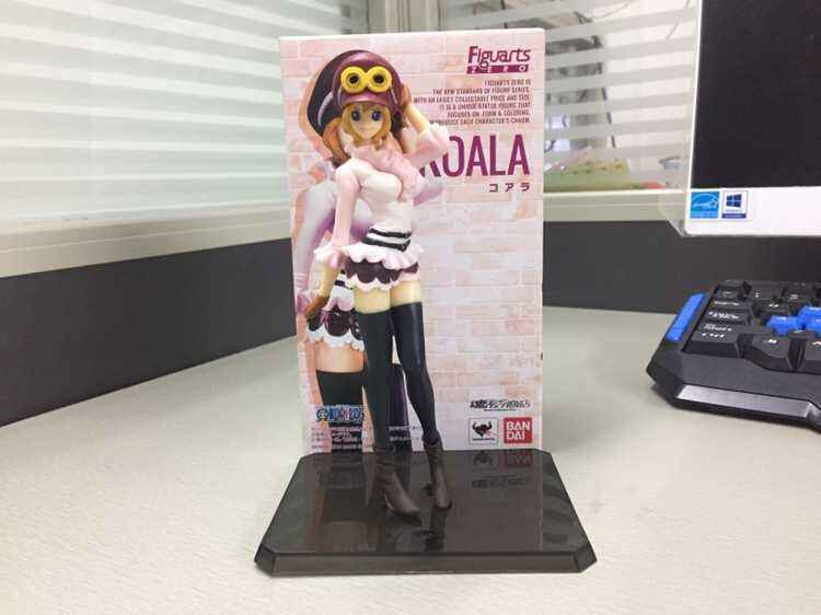 New Japan Anime One Piece Koala Berlayar Lagi Tentara Revolusioner 16 Cm PVC Action Figure Seksi Model Mainan Hot Sale b598