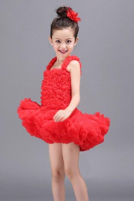 8e5a1ffd5f Classical Ballet Tutu Dancewear 2-9 Anos Meninas Roupas de Balé Trajes  Collant Criança Profissional