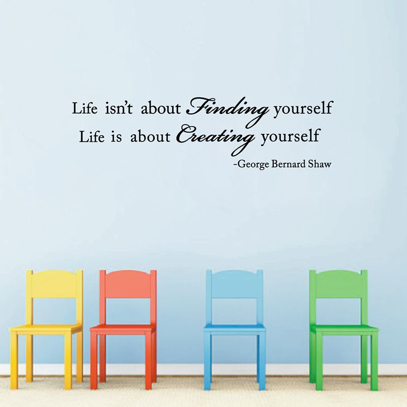 George Bernard Shaw Quotes Life Is About Creating Yourself