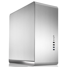 Jonsbo UMX4S Silver Color Aluminum Alloy Computer case for gaming ATX USB3.0 3.5'' HDD water cooling other Jonsbo C2 V3+ V4 U2(China (Mainland))
