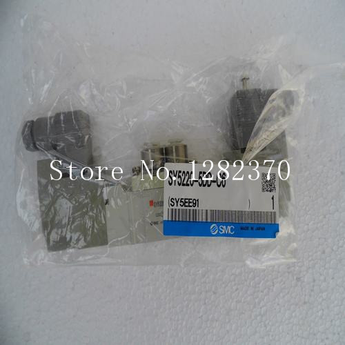 [SA] New Japan genuine original SMC solenoid valve SY5220-5DD-C6 spot --2PCS/LOT [sa] new japan genuine original smc solenoid valve sy3120 5h c4 spot 2pcs lot