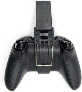 Image 5 - Pince de téléphone portable pour Xbox One S/support de support de poignée de montage de contrôleur mince pour Xbox One Gamepad pour Samsung S9 S8
