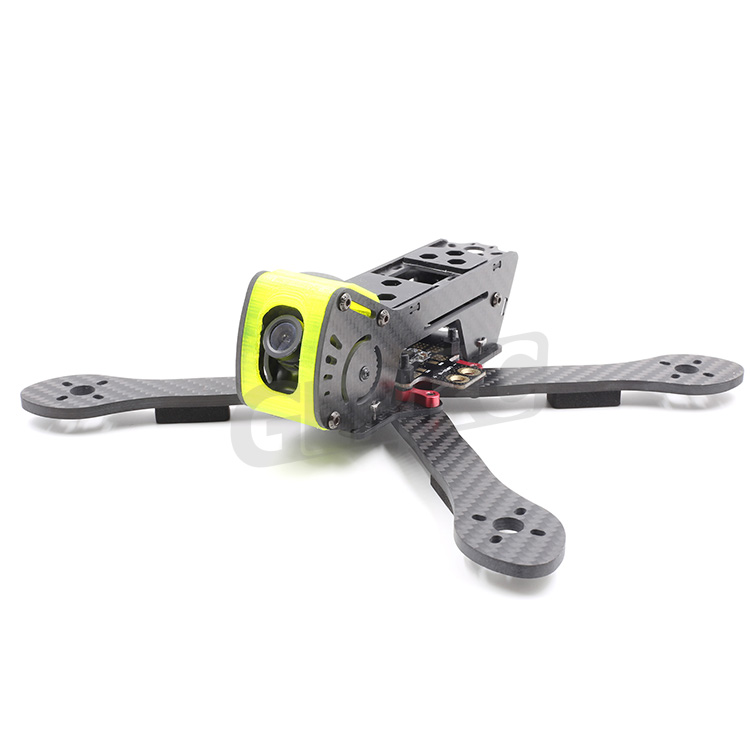 4 5 6 FPV Racing GEPRC GEP-AX5 215 180 250 mm Carbon Fiber Quadcopter FPV Racer Quad Drone 4mm Arm QAV-X 210 Martian THOR210 geprc diy fpv mini drone gep bx5 flyshark quadcopter 3k pure carbon fiber frame for the racing 4 5 6 4mm main arm plate