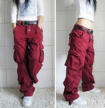 Maxi Cargo Hip Hop Baggy Pants