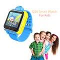 Bonito q10 3g rede smart watch para as crianças com câmera gps posicionamento rastreador sos alarme relógio de pulso dos miúdos dispositivos wearable