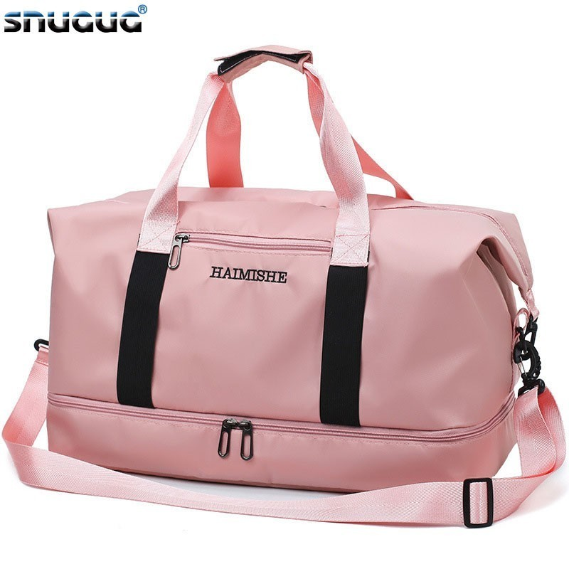 New Oxford Sport Gym Bags Women Waterproof Fitness Storage Tote For Shoe Men Training Bag 2019 Outdoor Travel Sports Bag Ladies