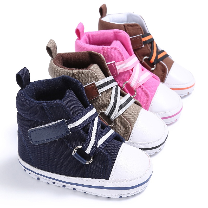 2017 New Style Baby Fashion font b Sneakers b font Cute Soft Indoor Baby Toddler Shoes