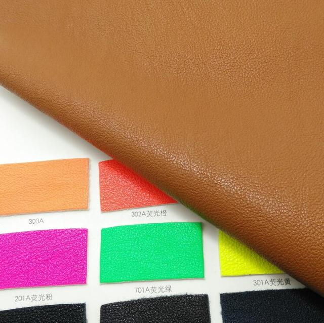 1 25mm Litchi Grain Synthetic Leather Faux Fabric Embossed Pu For Sofa Handbags
