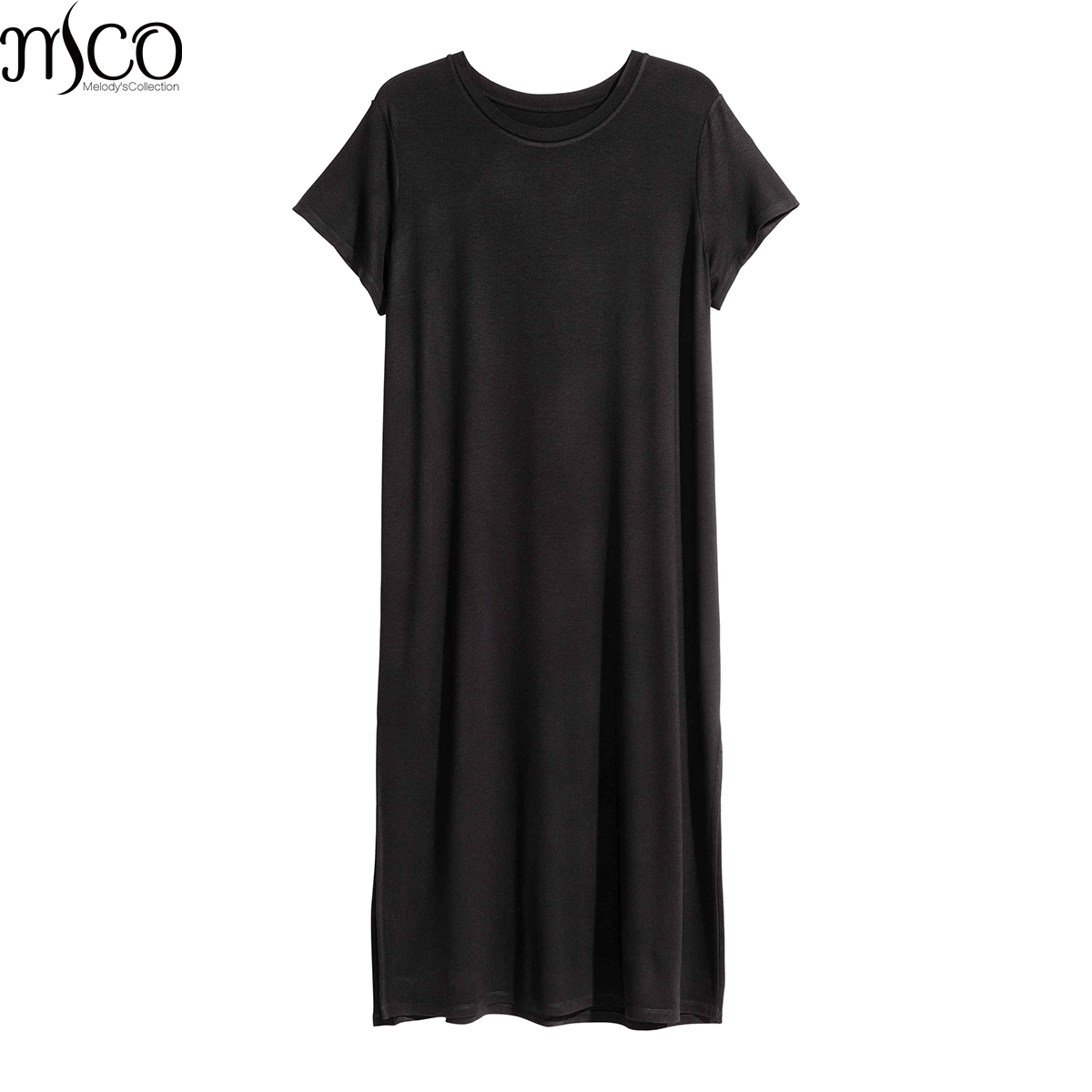 e13b063512 MCO Casual Oversized Batwing Plus Size Womens Dress Ultimate Easy ...