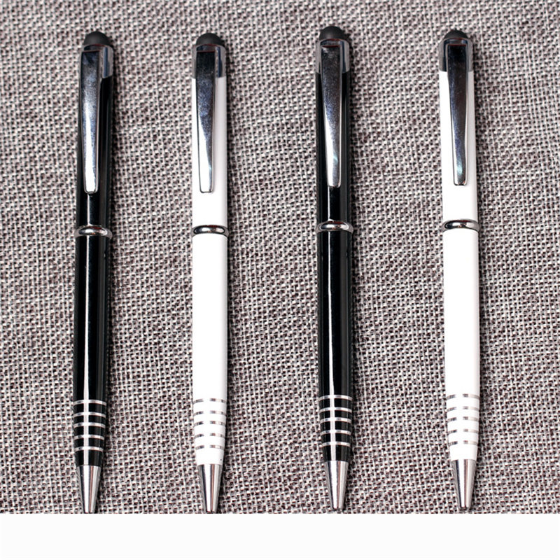 13034 High quality Fountain pen pen 0.5mm 1mm metal Golden Clip luxury pens Stationery Office 13034