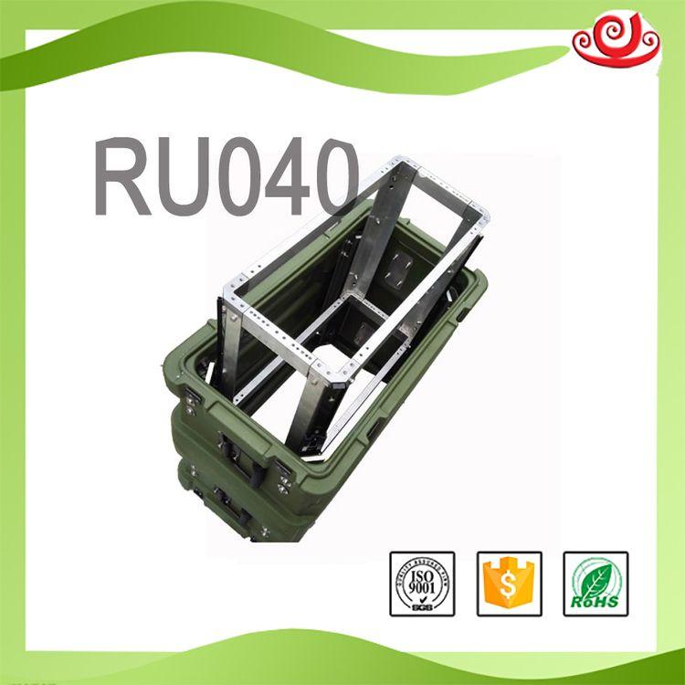 Tricases RU040 RU-Series 19'Rack Cases Shockproof Dustproof Watertight For Communication Equipment Case