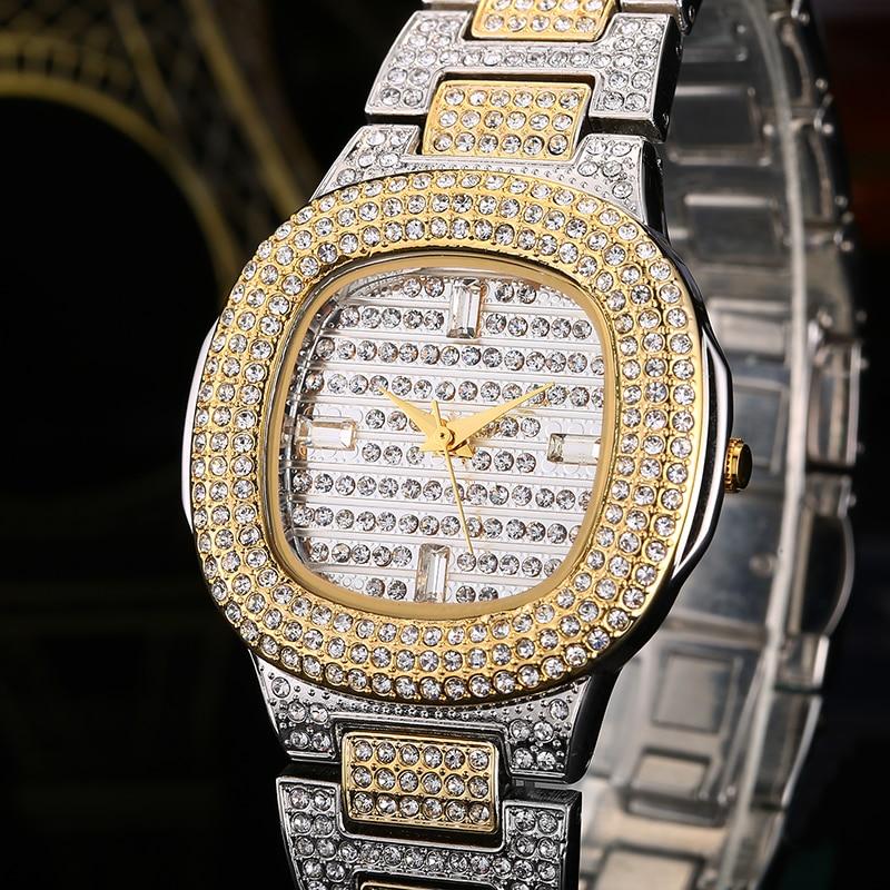 Missfox V292 Ladies watch Women's Quartz Wristwatches lady luxury top brand female watch girl clock gold steel Relogio Feminino lady watches women s quartz wristwatches ladies watch female clock top brand luxury dresses girl bracelet table relogio feminino