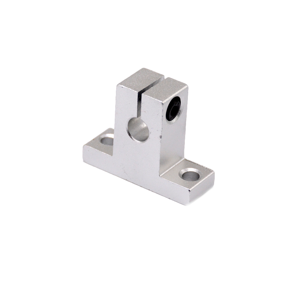 2 PCS 13mm SK13 Linear Rail Shaft Support FOR XYZ Table CNC Router Milling